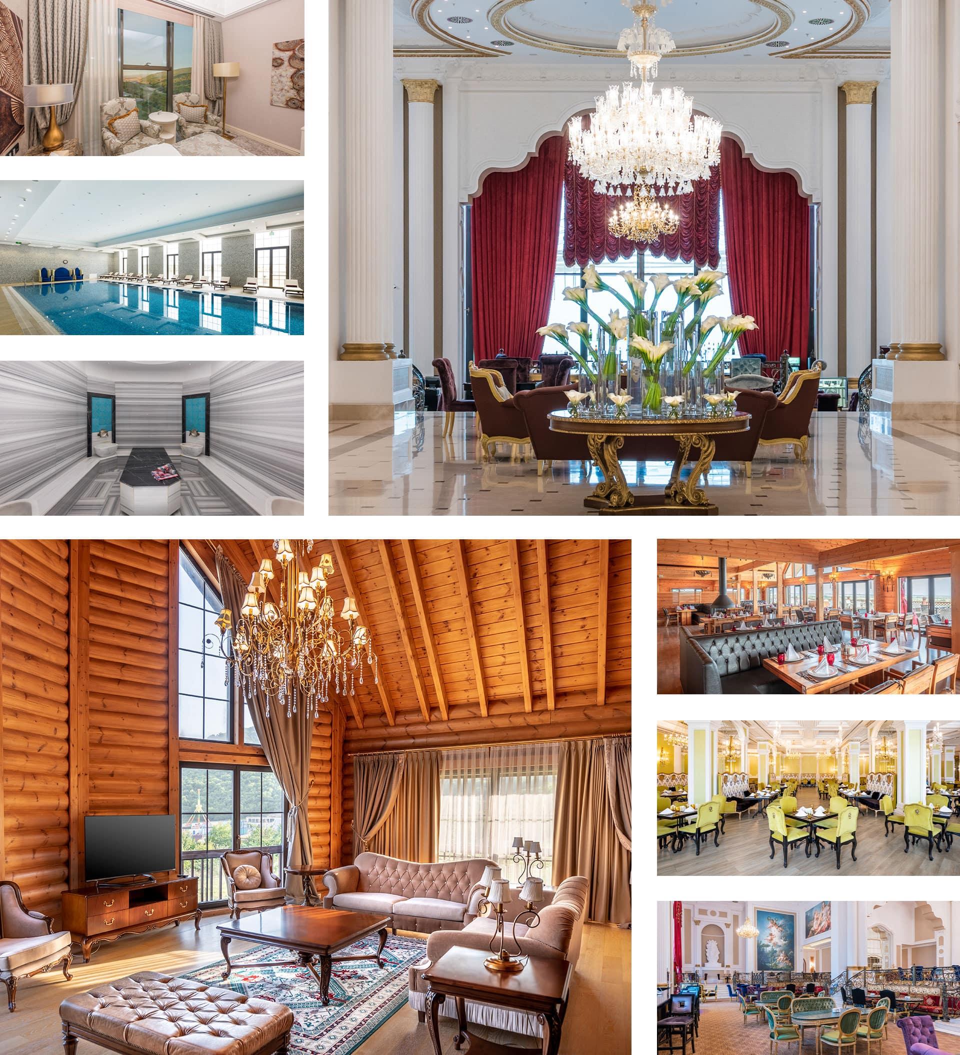Azərbaycanda beşulduzlu otel