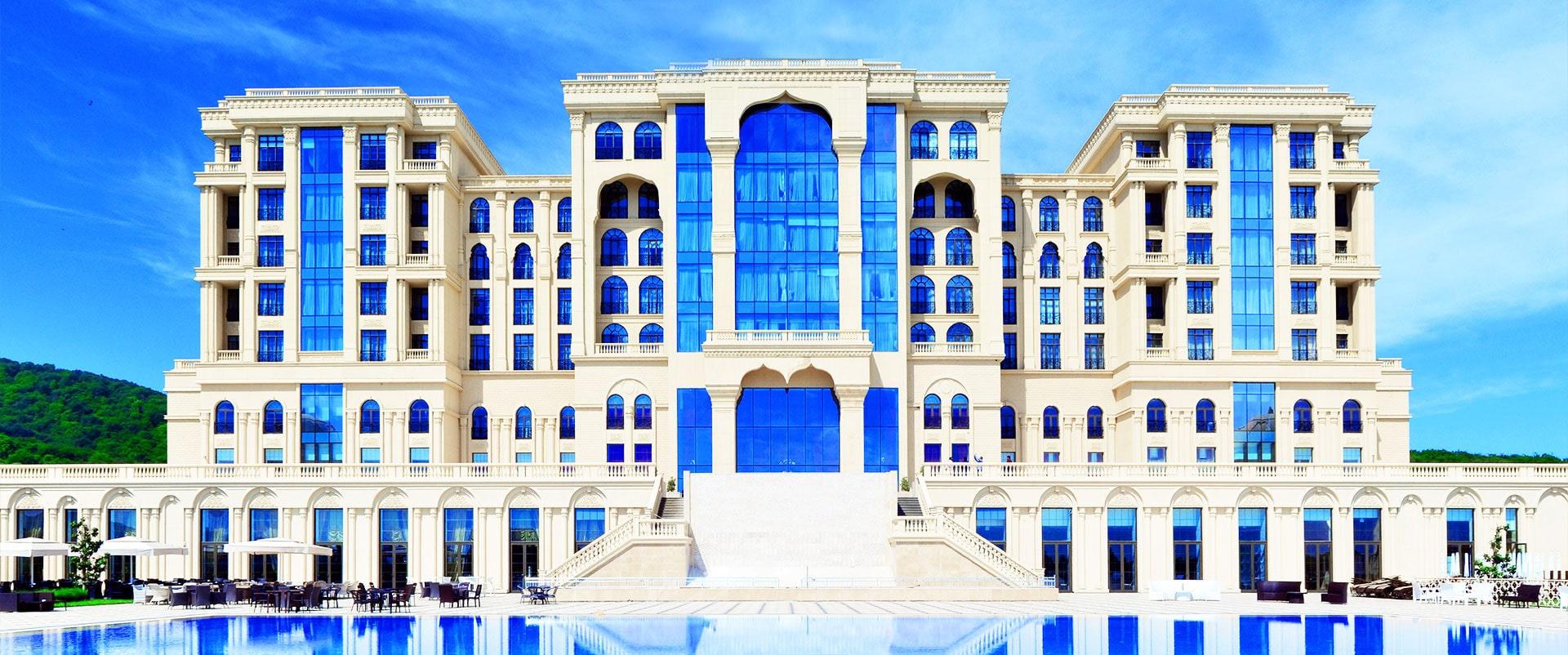 Семейный отдых в Азербайджане