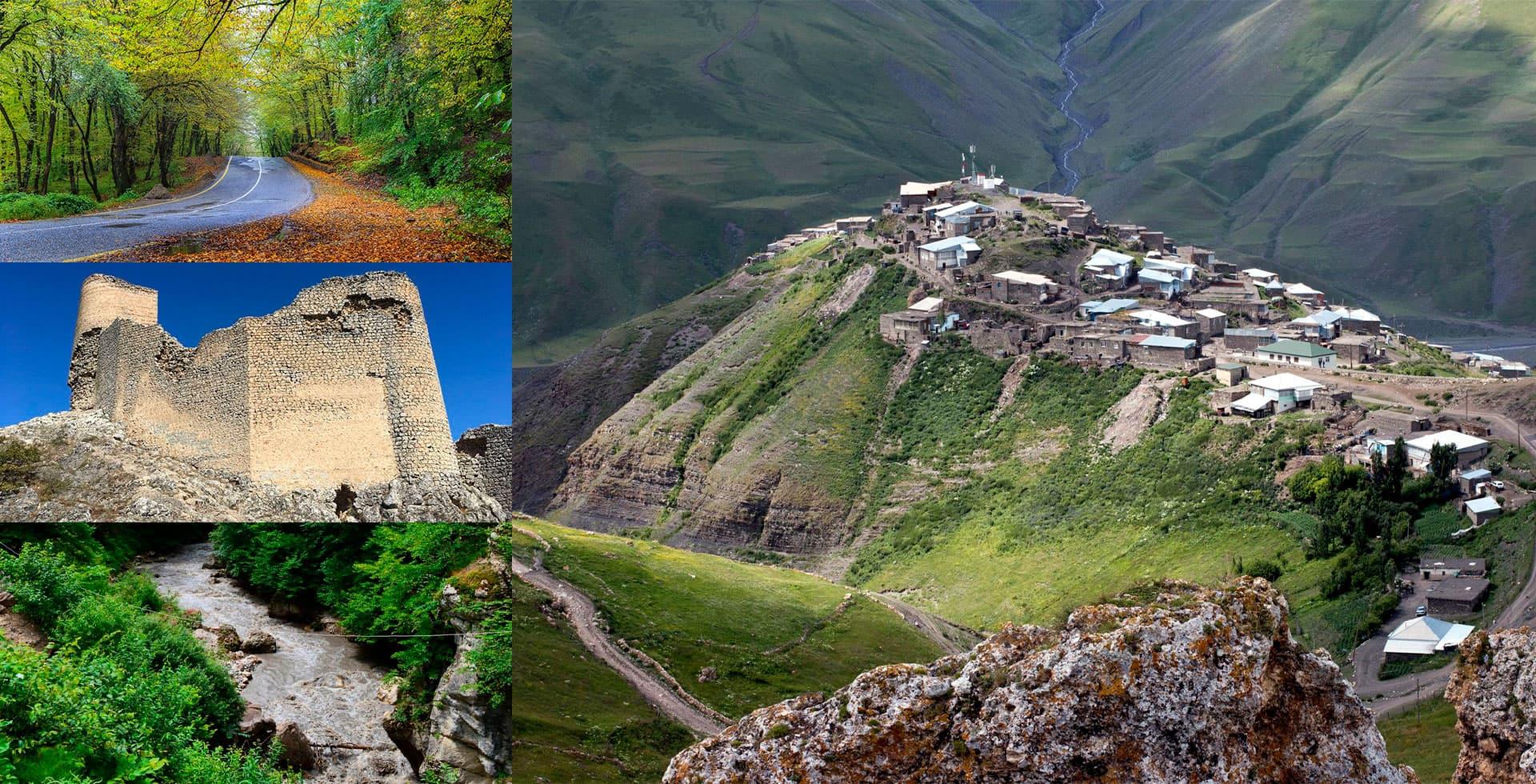 Отдых в Азербайджане - Прекрасная Губа