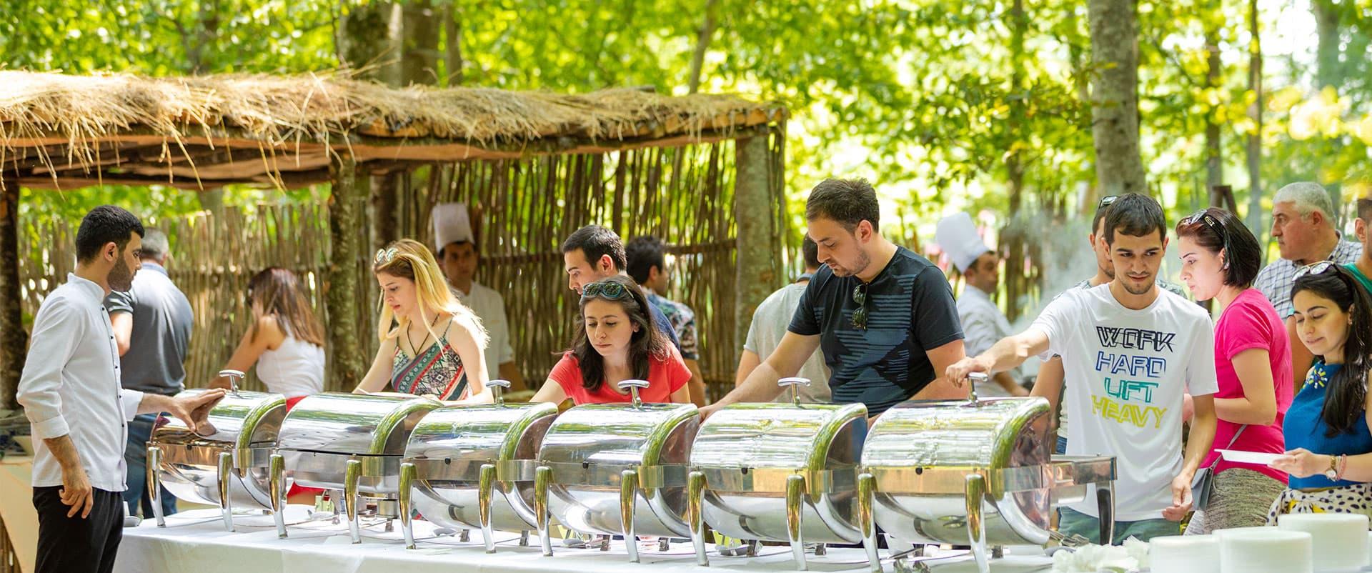 Piknik Azərbaycanda