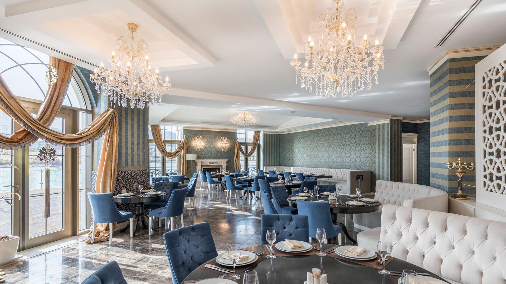 Рестораны Quba Palace Hotel